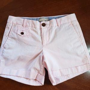 Lite pink shorts size 0